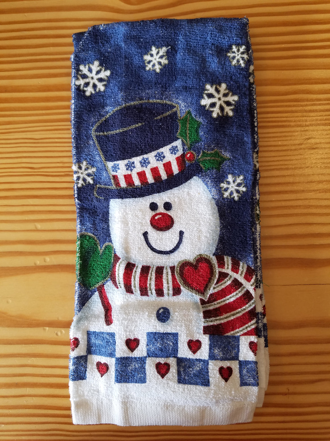 Dish Towels - Various Holiday Terry Cloth Towels