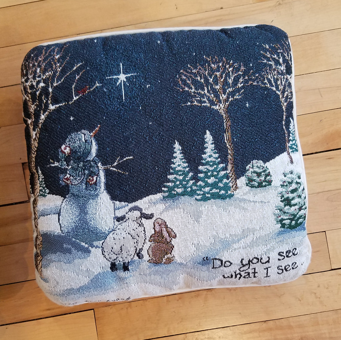 Pillow - Holiday Tapestry