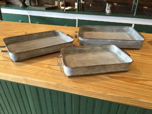 Metal Box Trays