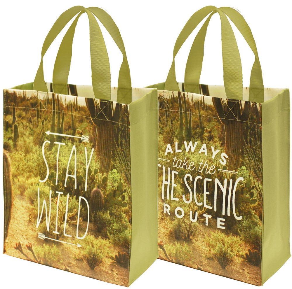Daily Tote- Stay Wild