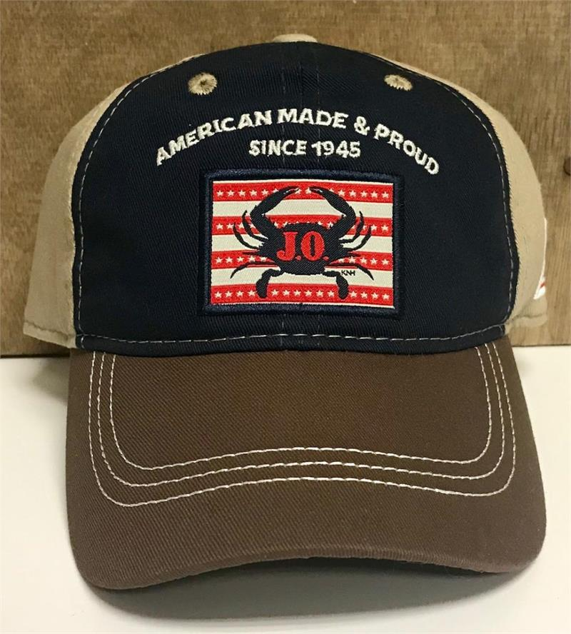 J.O. Spice American Made & Proud Hat