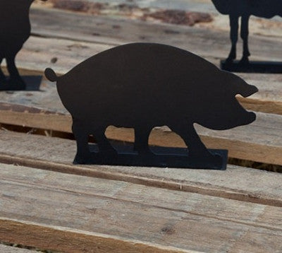 Blackboard/Chalkboard Pig Sign