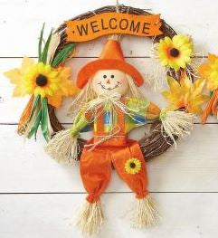 Wreath - Scarecrow