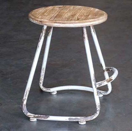 Stool - Wood Top Loft