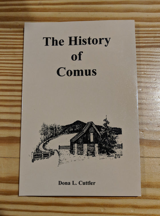 Book - The History of Comus by Dona L. Cuttler