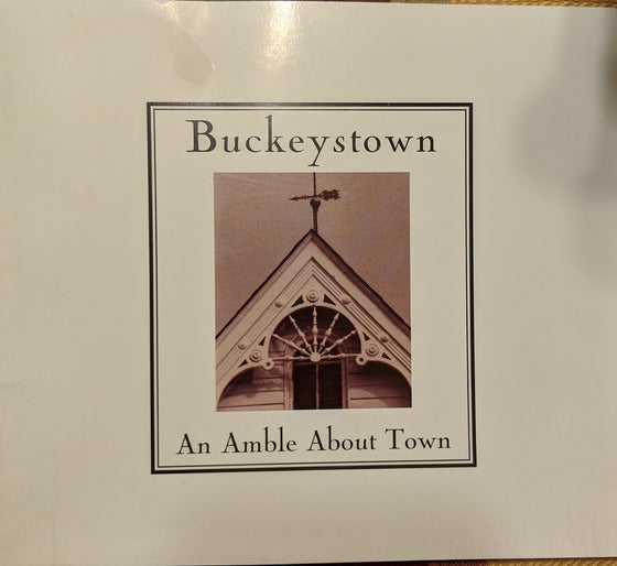 Book - Buckeystown An Amble About Town