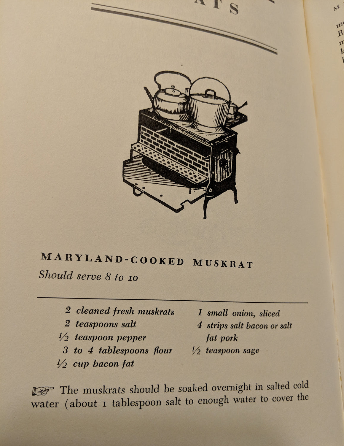 Book - My Favorite Maryland Recipes