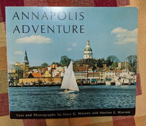 Book - Annapolis Adventure