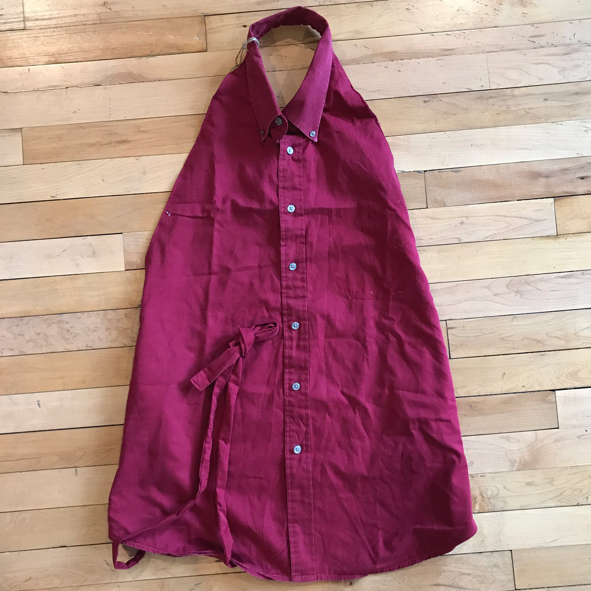 P&R Farms Handmade Dress Shirt Aprons