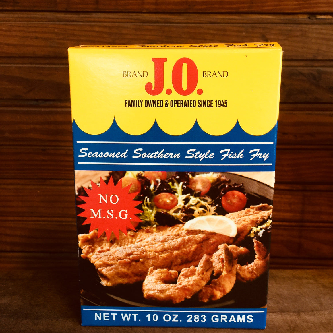 J.O. Brand Batter Mixes