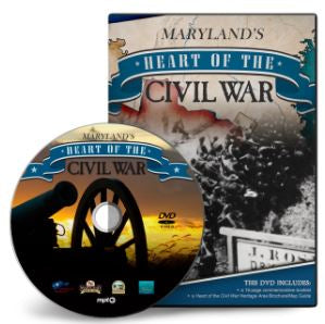 DVD - Maryland's Heart of the Civil War