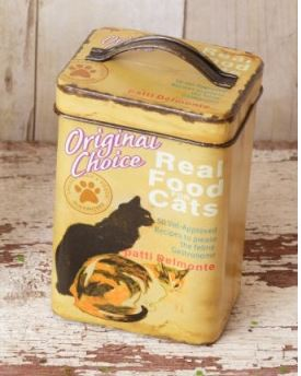 Tins - Vintage Dog & Cat Food