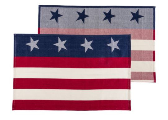Dish Towel - Stars & Stripes