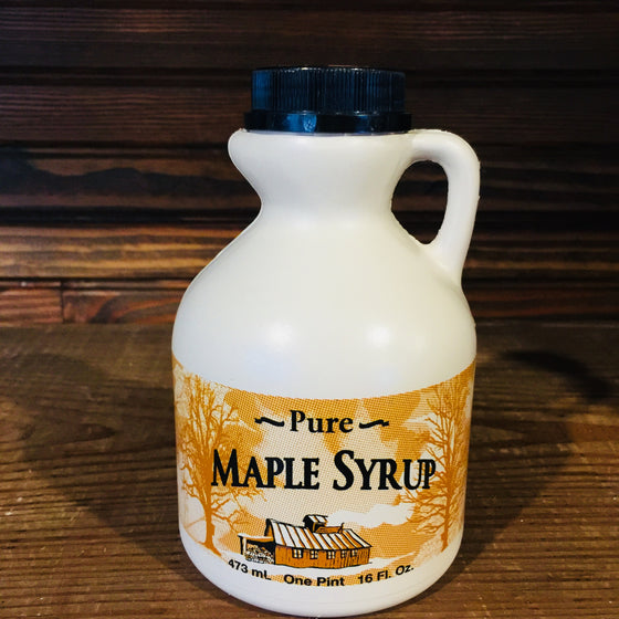 S&S Maple Camp Pure Maple Syrup