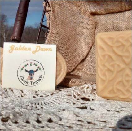 Thistle Thickets - Hand-Crafted Goat Milk Soap