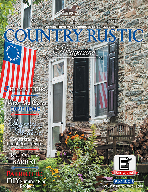 Magazine - Country Rustic Magazine - Summer 2018 edition