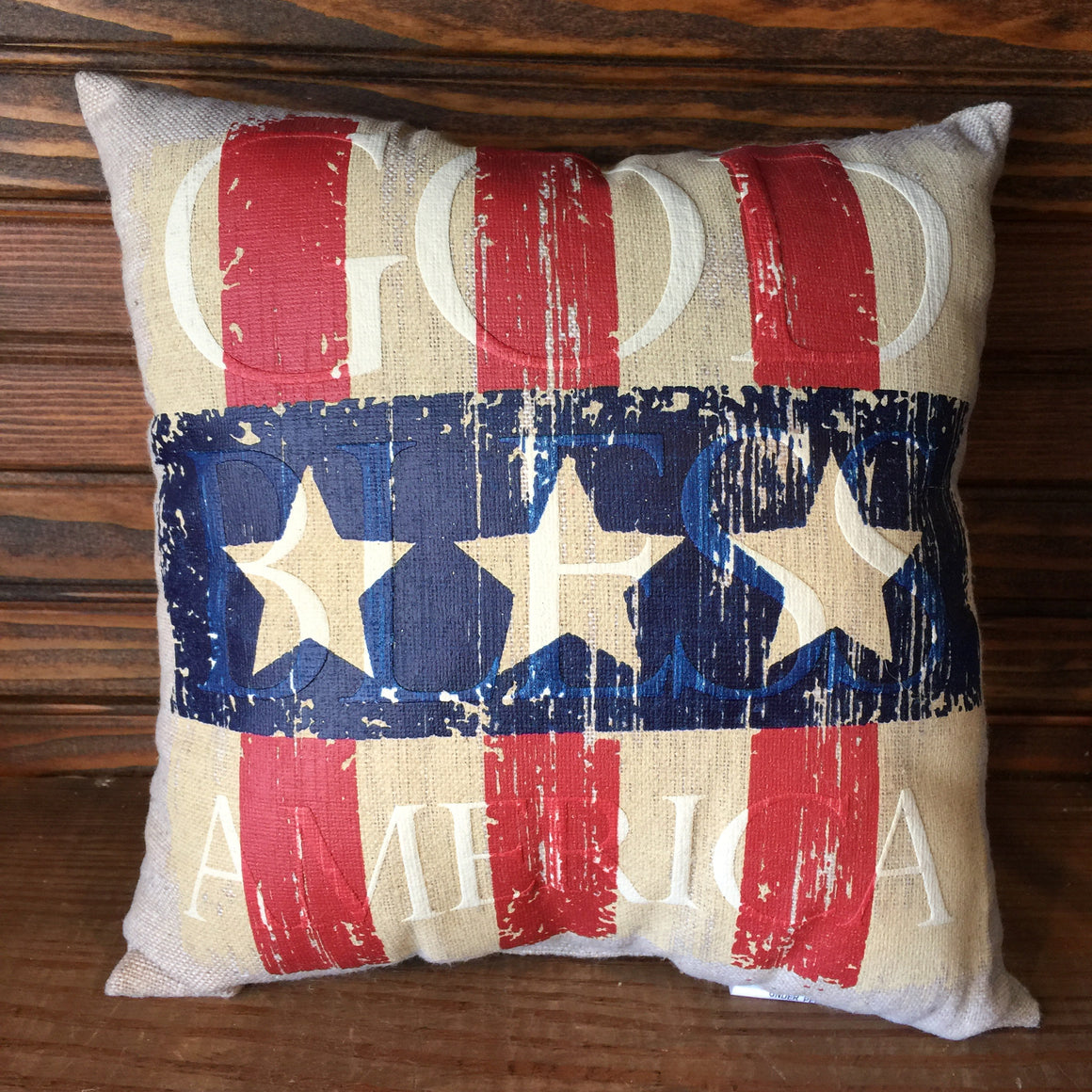 Pillow - Americana, God Bless America