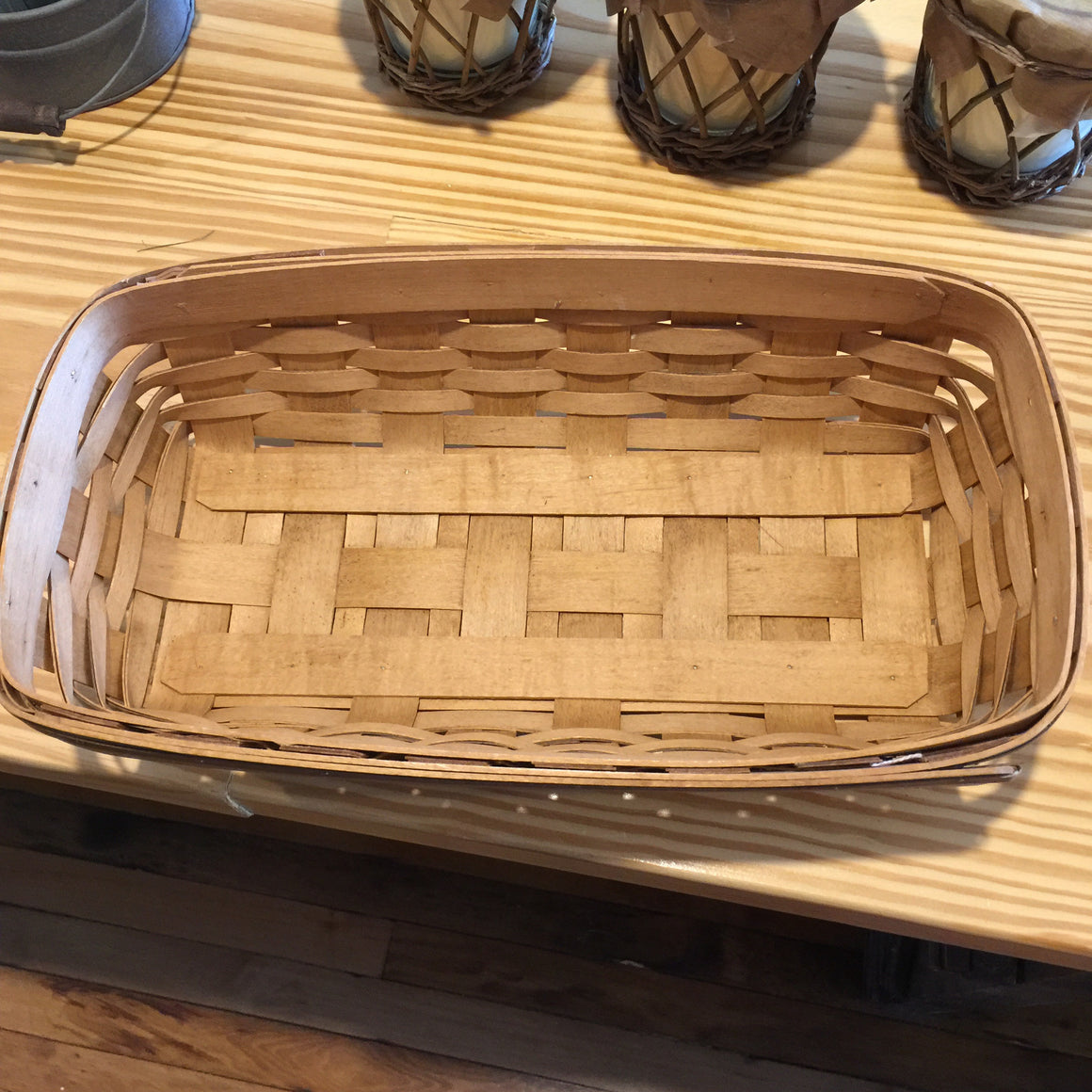 Basket - Bread Basket (no handles)