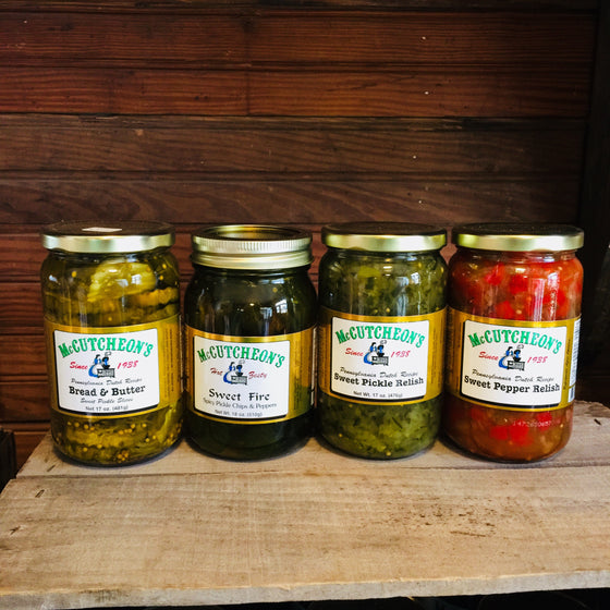 McCutcheon's Pickles & Relishes