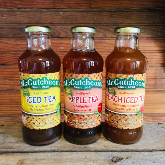 McCutcheon's Lightly Sweet Brewed Teas