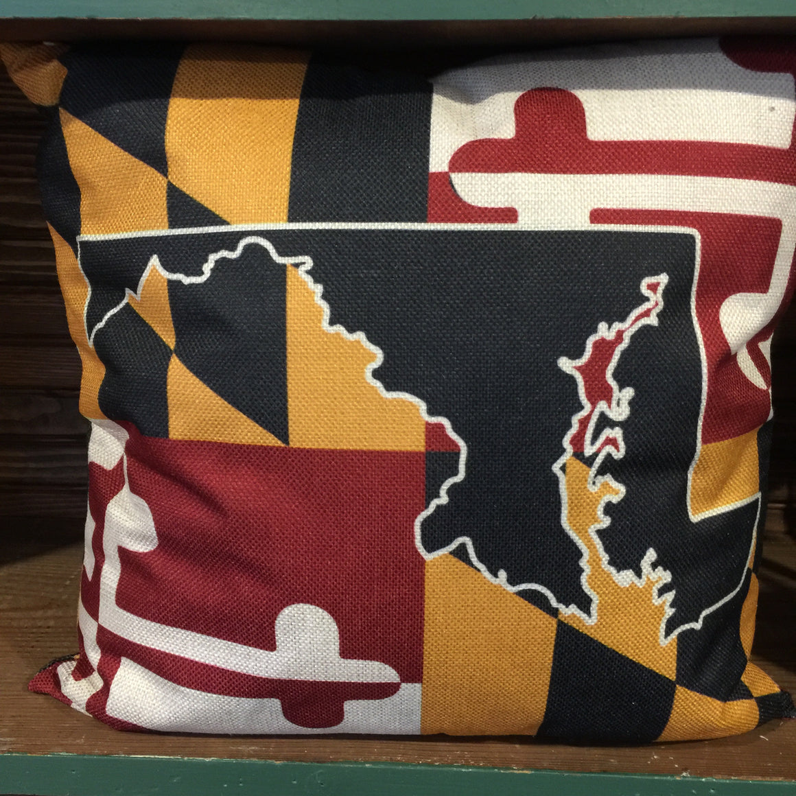 Pillow - Maryland Flag