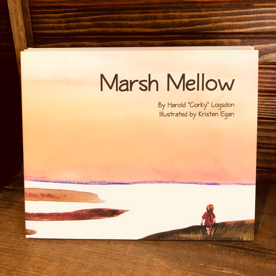 "Book - Marsh Mellow - By Harold ""Corky"" Logsdon"