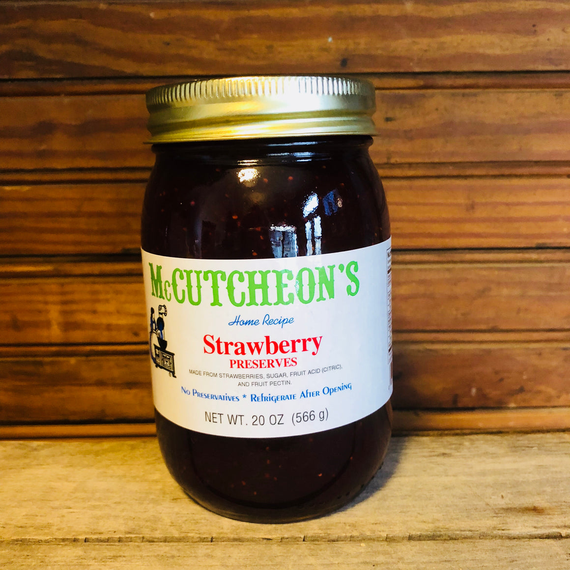 McCutcheon's Old-Fashioned Preserves