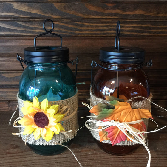 Candle Jars