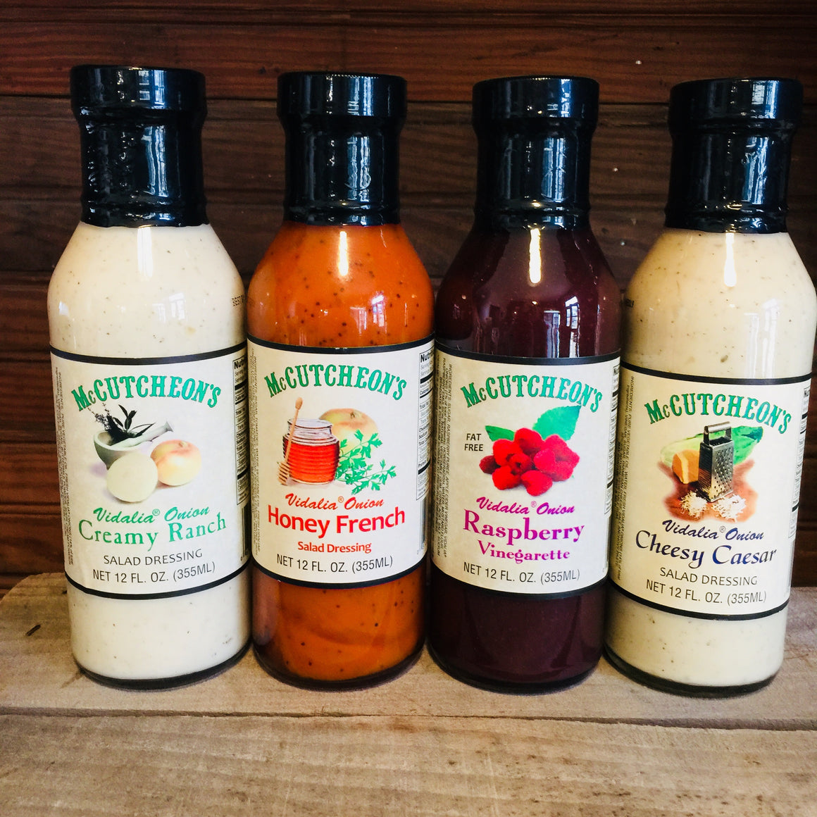 McCutcheon's Salad Dressings