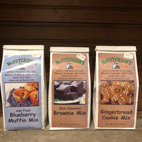 McCutcheon's Home Style Baking Mixes