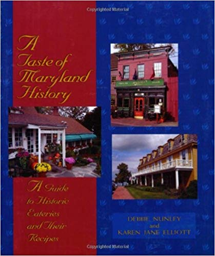 Book - A Taste of Maryland History