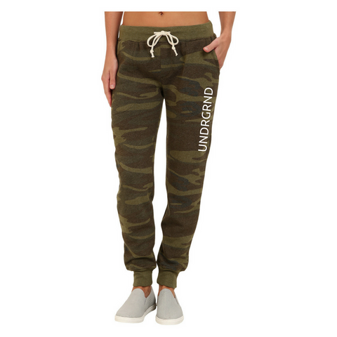 UGL Ladies Camo Sweats