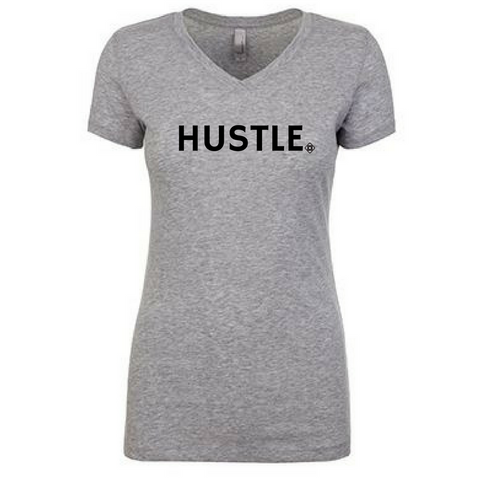Ladies HUSTLE Tee