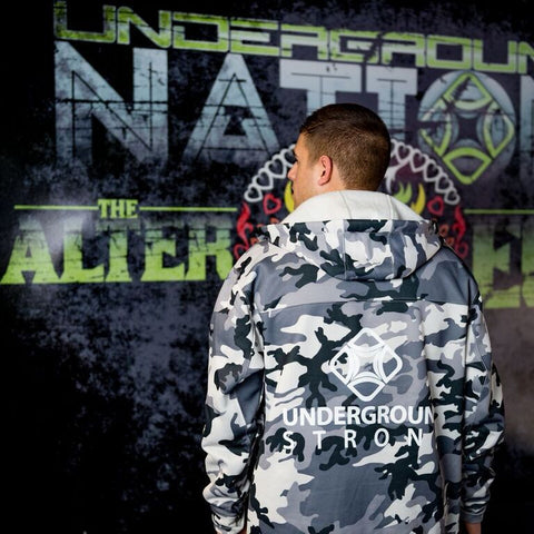 Men's Underground Strong Winter Jacket