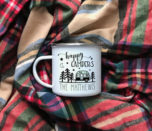 Happy Campers Camp Fire Mug