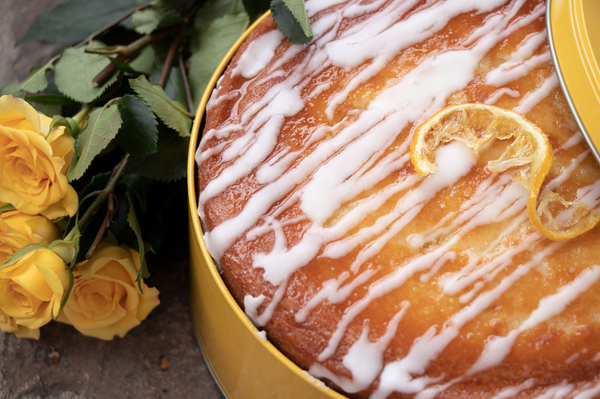 RO-ZI Lemon Cake