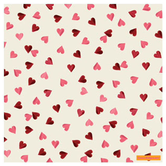 Lunch Napkin ~ Emma Bridgewater Hearts