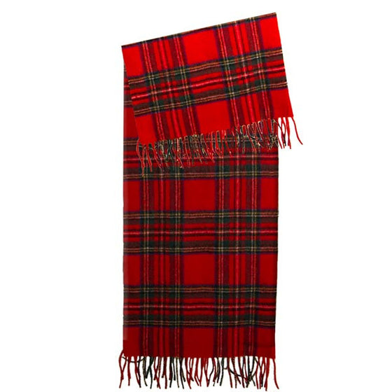 Royal Stewart Scarf