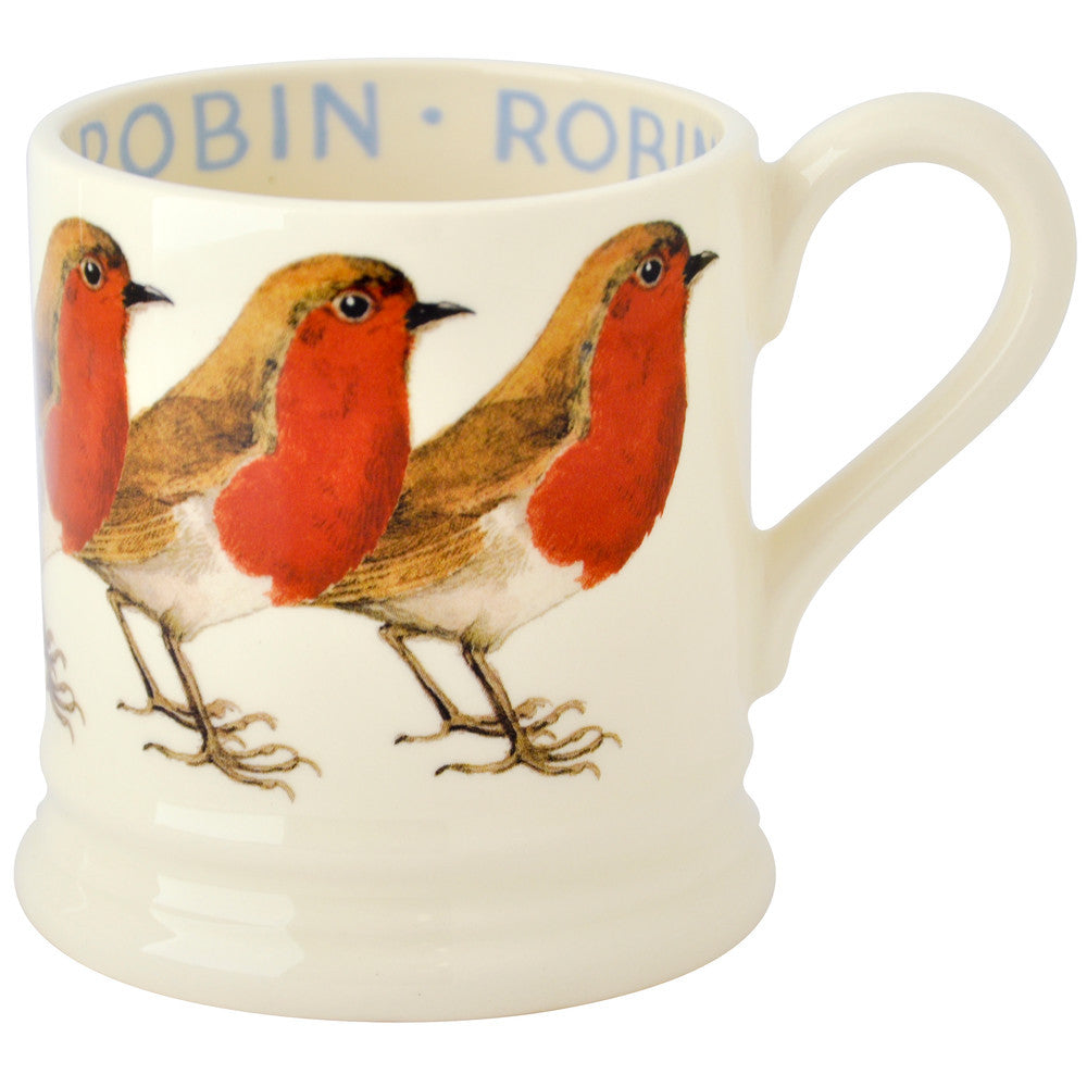 Emma Bridgewater English Robin Mug