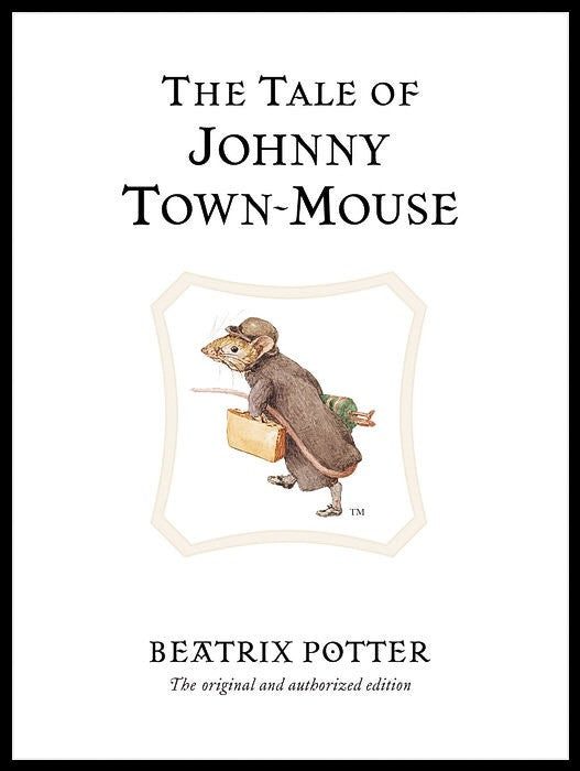 13 - The Tale of Johnny Town-Mouse