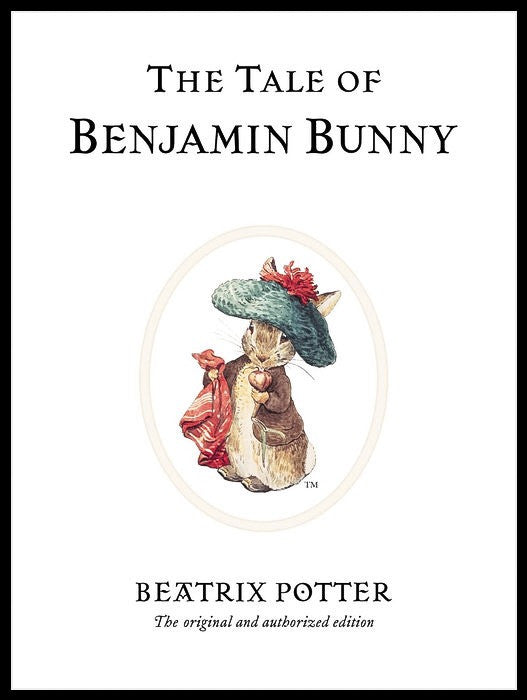 4 - The Tale of Benjamin Bunny