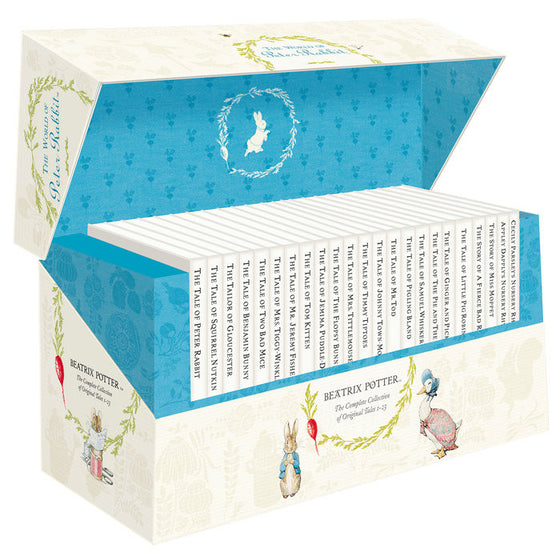 The Original Peter Rabbit Presentation Box  1-23