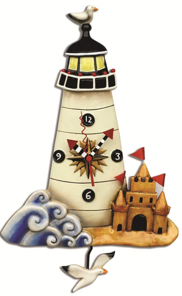 Light House Clock