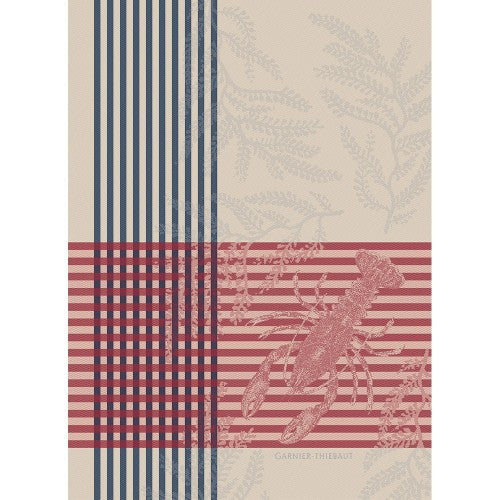 Homard Bisque Tea Towel