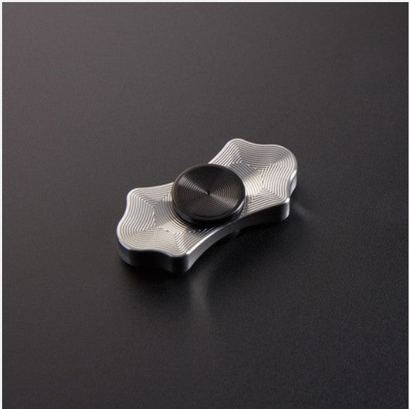 304 Stainless Steel Bow Tie Fidget Spinner on Touch of Modern!
