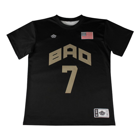 BAD #7 Authentic Jersey