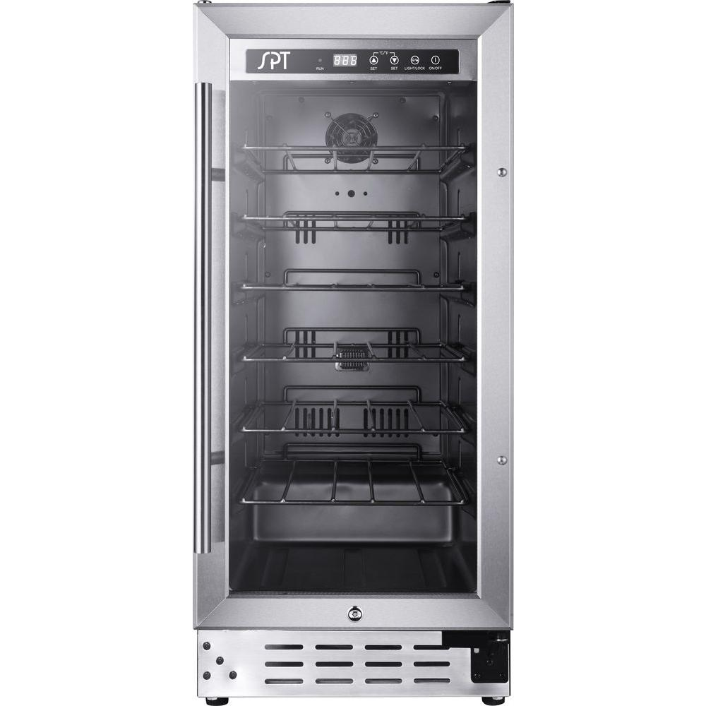 SPT - 33-Bottle Under-Counter Wine Cooler (Commercial Grade) - WC-3302US - Wine Cooler City