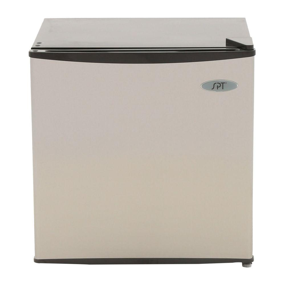 SPT 1.6 cu.ft. Compace Refrigerator with Energy Star - Stainless Steel - RF-164SS - Wine Cooler City