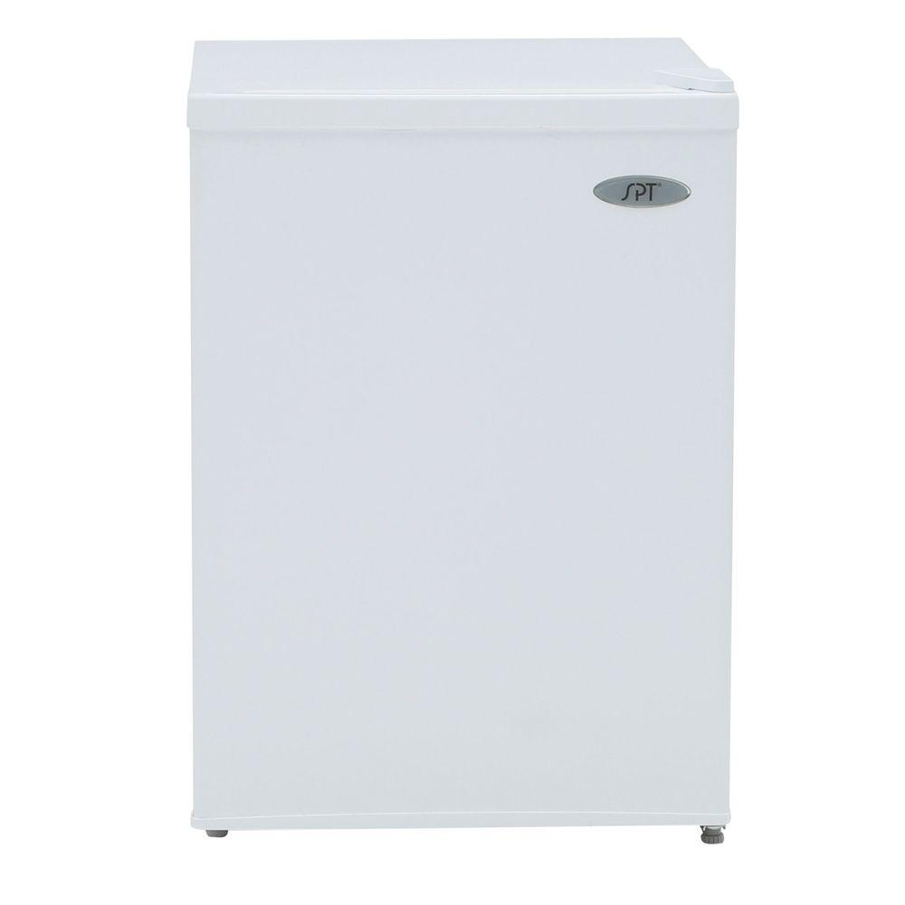 SPT 2.4 cu.ft. Compact Refrigerator with Energy Star - White - RF-244W - Wine Cooler City