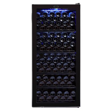 Whynter 124 Bottle Freestanding Wine Cabinet Refrigerator - Wine Cooler City